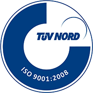 TÜV NORD ISO 9001:2008