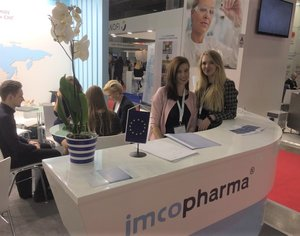 IMCoPharma на выставке Pharmtech & Ingredients 2017